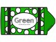 Green Color Song Crayon Book