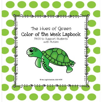 Green Color of the Week Lapbook