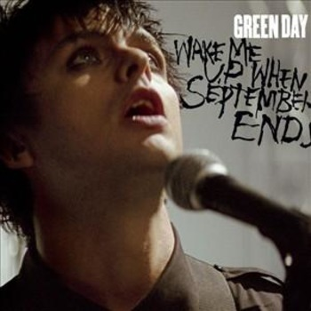 Green Day - When September Ends recorder arrangment