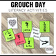 Green December Day Literacy Activities