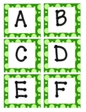Green Dot Book Level Labels, Guided Reading