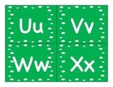 Green Dots Word Wall Words
