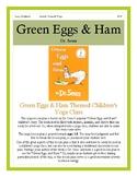 Green Eggs & Ham Yoga Lesson Plan