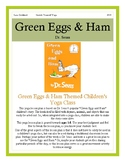 Green Eggs & Ham Yoga Lesson Plan