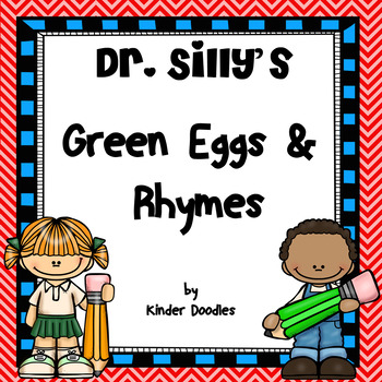 Dr. Silly's Green Eggs & Rhymes