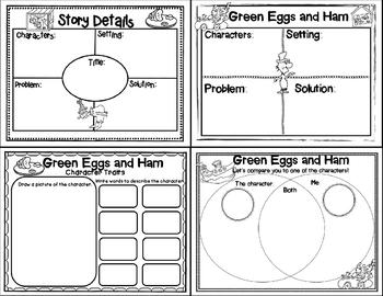 Green Eggs and Ham (Book Companion)
