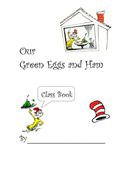 Green Eggs and Ham Class Book