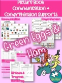 Green Eggs and Ham Communication and Comprehension Supports for Special Ed