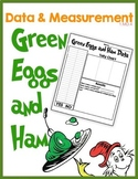 Green Eggs and Ham: Data and Graphing