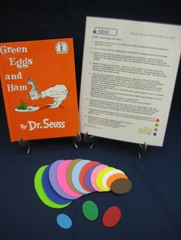 Green Eggs and Ham English parent pack