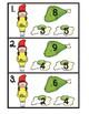 Green Eggs and Ham Fact Family Math Center