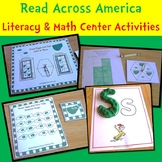 Celebrate Reading Literacy & Math Center Activities in March