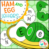 Green Eggs and Ham Letters