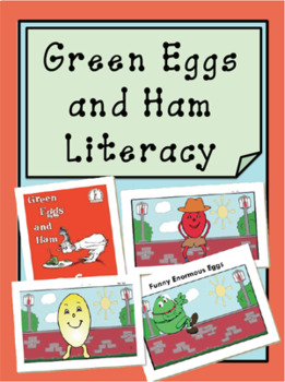 Green Eggs and Ham Literacy