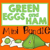 Green Eggs and Ham Mini Bundle - Dr. Seuss Week