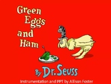 Green Eggs and Ham Play Along