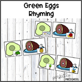 Green Eggs and Ham Rhyming