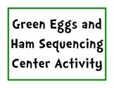 Green Eggs and Ham Sequencing