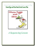 Green Eggs and Ham Sequencing Lesson Plan
