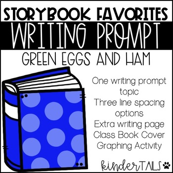 Green Eggs and Ham Writing Prompts
