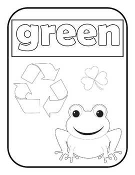 Green File Folder Game