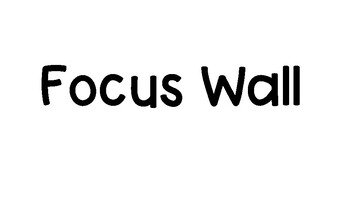 Green Focus Wall Headers