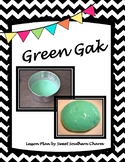 Green Gak Art Lesson by Sweet Southern Charm