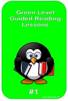 Green Level Guided Reading Lessons #1 - PM Series - L3