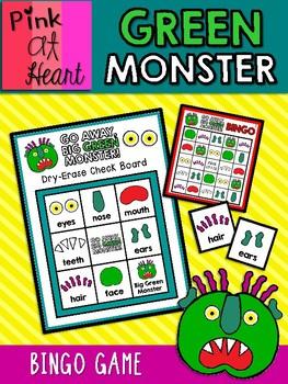 Green Monster: BINGO