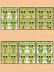 Green Owl Alphabet Letter Flashcards