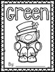 Green Packet **GROWING** Printable Pages to Go!
