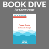 Green Pants Book Dive