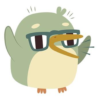 Green Penguin Pack 01