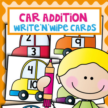 Write and Wipe Cards Mega Pack 1 - Centers and Fast Finishers