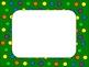 Green Polka Dot Signs
