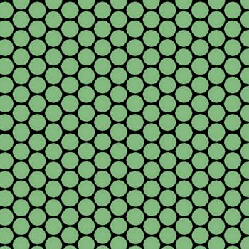 Green Polka Dots - Scrapbook/ Digital Background