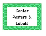 Green Poster Pack