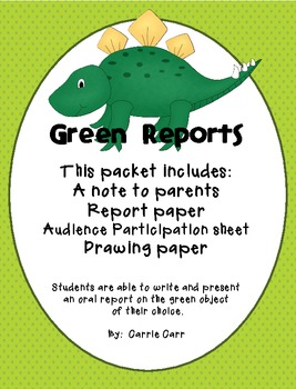 Green Reports