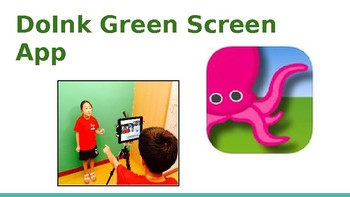 Green Screen Awesomness for Elementary Students