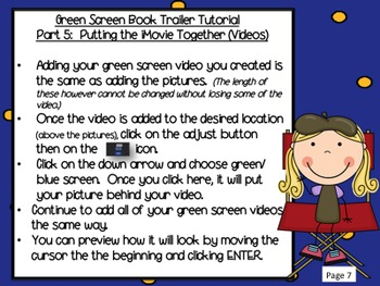 Green Screen Book Trailer: Step-By-Step Tutorial