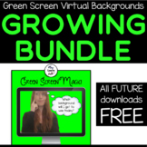 40% off - Green Screen Virtual Background GROWING bundle