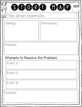 Green Shamrocks: A Literature Unit