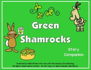Green Shamrocks Story Companion