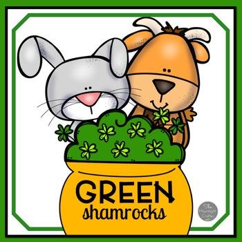 Green Shamrocks Book Companion