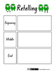 Green Sheep Disappearance - Activity Pack