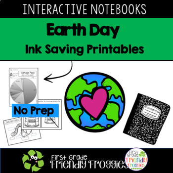 Earth Day - Interactive Notebook