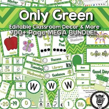 Green Theme