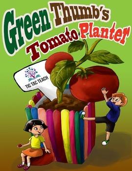 Green Thumb's Tomato Planter