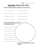Green Wilma Listening Center Worksheet