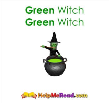 Green Witch Green Witch Smartboard